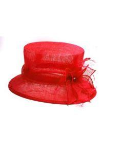 LSL Escort Hat - Red