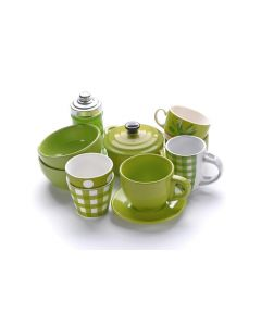LSL Kitchen Serving Set - Green