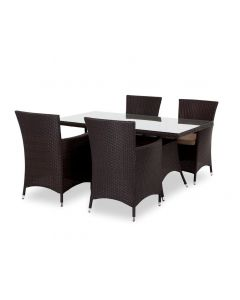 LSL Kitchen Dinner Set M - Black