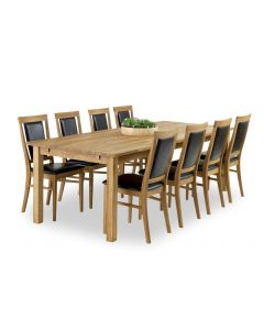 LSL Kitchen Wooden Dinning Set - XL