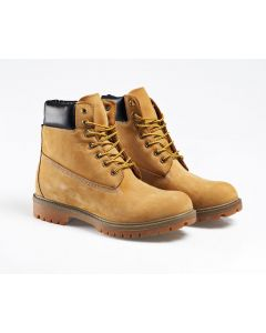 LSL Men Winter Shoes - Yellow