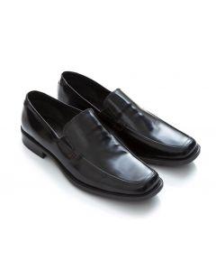 LSL Men Luxury Loafers - Black