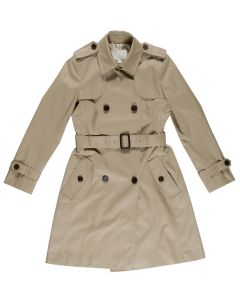 LSL Women Trench Coat Classic - Gray