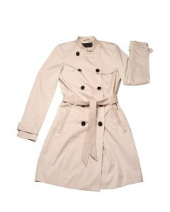 LSL Women Luxury Trench Coat LE16