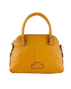 LSL Women Leather Bag Light Brown