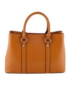 LSL Women Leather Bag Saddle Leather