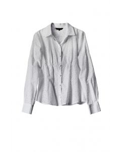 LSL Women Shirt Luxury - White