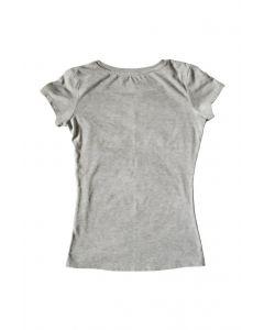 LSL Women Tee Grey