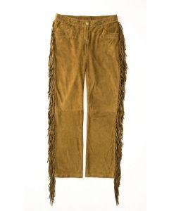 LSL Women Hippie Leather Pants