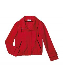 LSL Women Mini Coat - Red